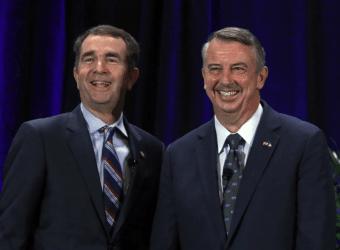 Virginia Governor Race