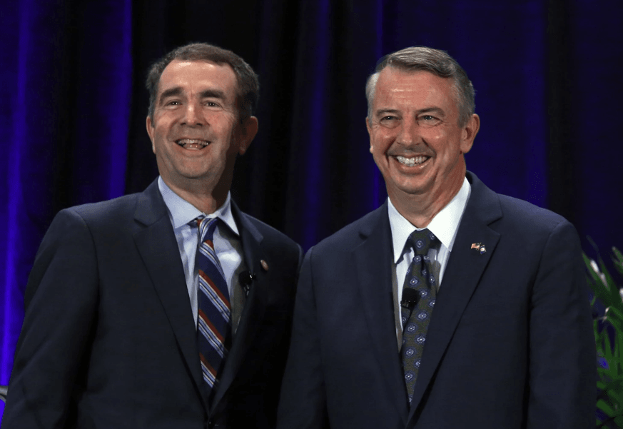Virginia Governor Race