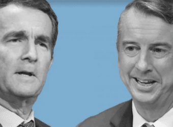 Race for Virginia governor