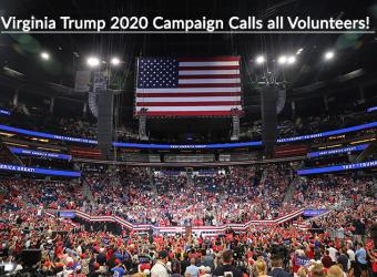 trump seeking volunteers