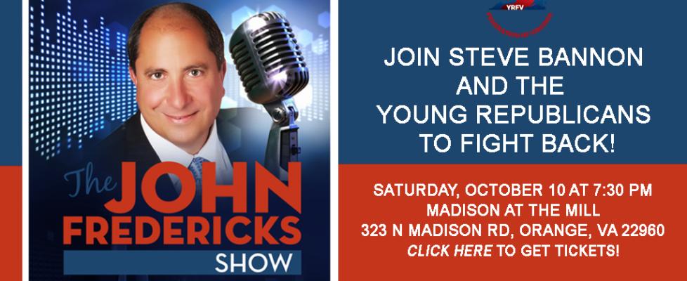 JFRS Live Broadcast OCTOBER 10