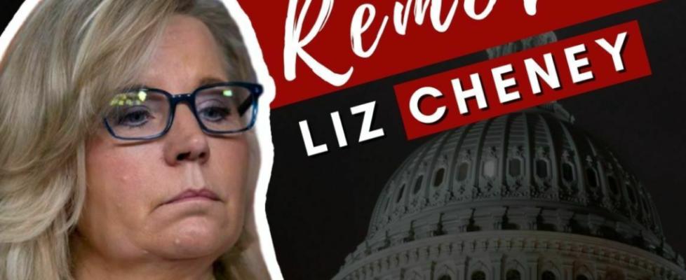 remove liz cheney