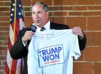 john fredericks trump won